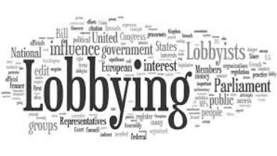 Di lobbying e lobbisti, parliamone