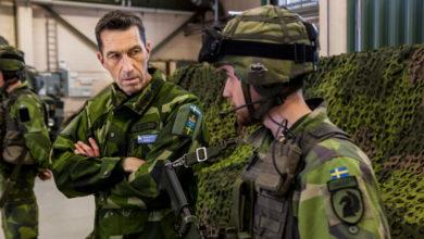 La Svezia torna alle armi