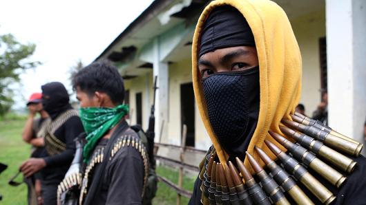 Il terrorismo islamico nel sud-est asiatico