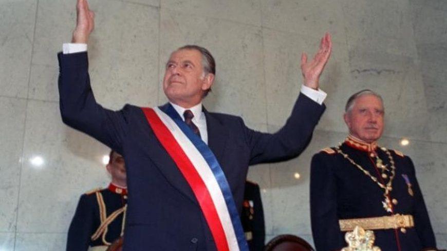 """El itinerario """"democrático"""" de Pinochet"""