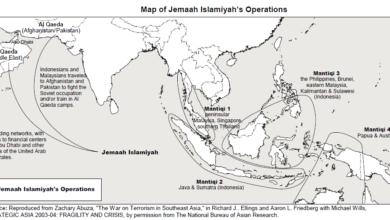 Jemaah Islamiyah minaccia anche Singapore