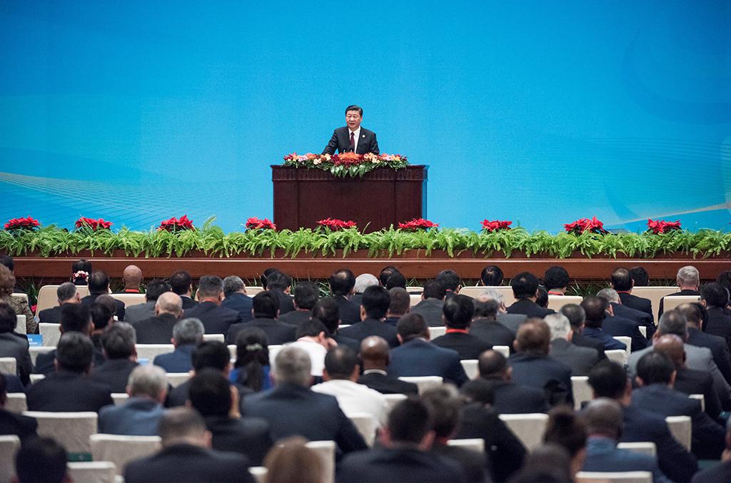 Il PCC traccia la strada per la costruzione di un mondo migliore?