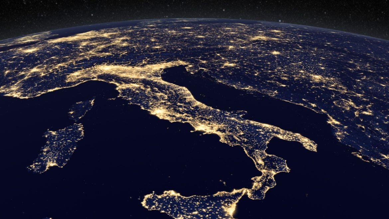 Le infrastrutture spaziali e le opportunità italiane nella space economy.