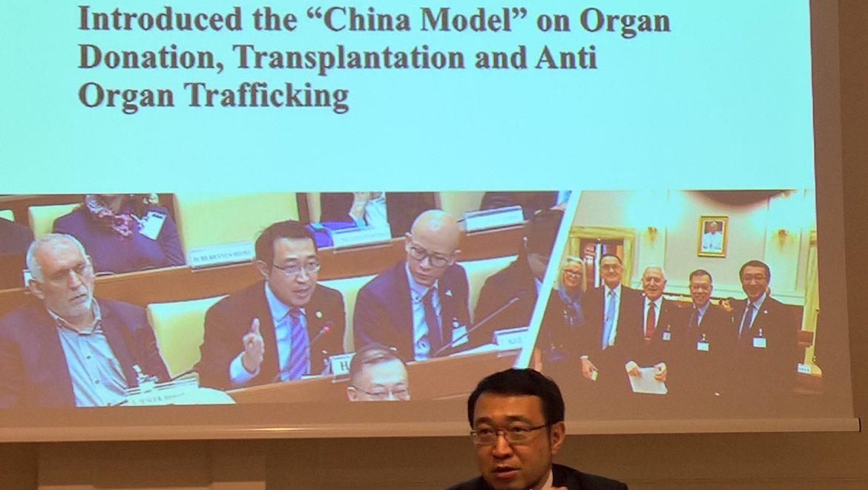 Cina e Santa Sede uniti per contrastare il traffico globale di organi umani.