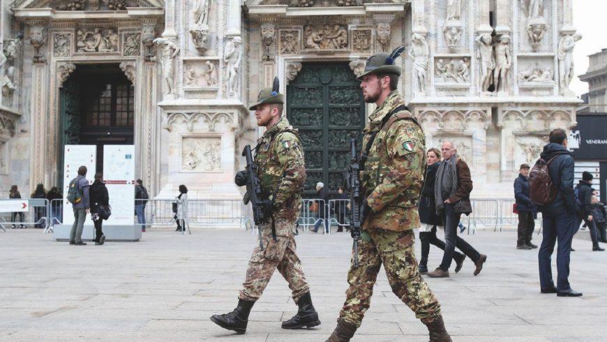 La minaccia del terrorismo islamista in Italia