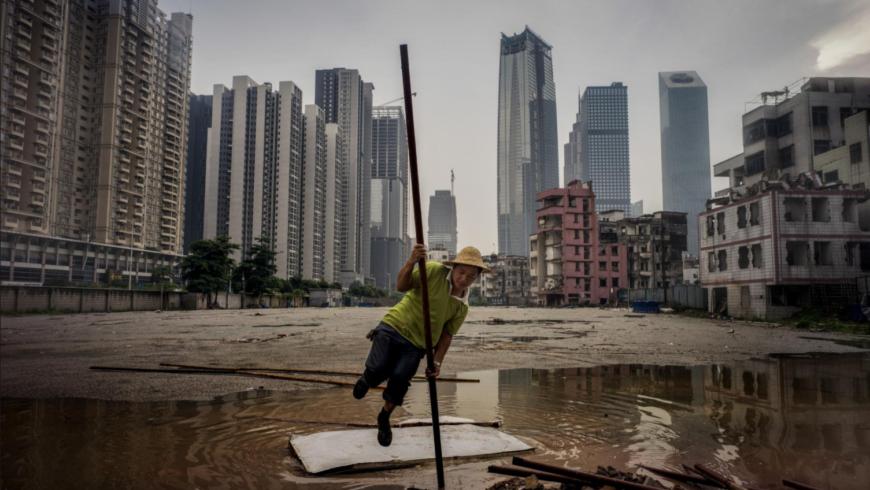 Il richiamo del mattone: la bolla immobiliare cinese