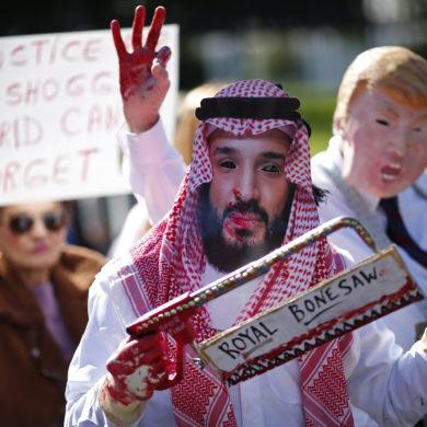 Geopolitica di un omicidio: il caso Khashoggi /Geopolitics of a murder: the Khashoggi case