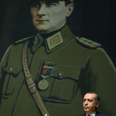 Recep Tayyip Erdoğan al potere da Primo Ministro a Presidente della Repubblica