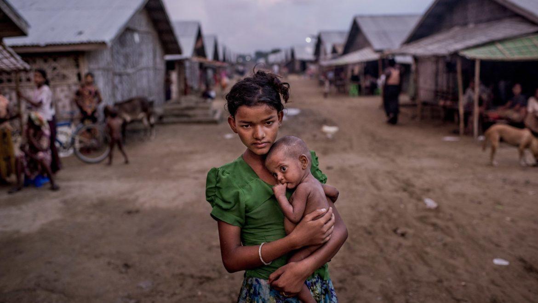 La tutela delle minoranze: il caso dei Rohingya