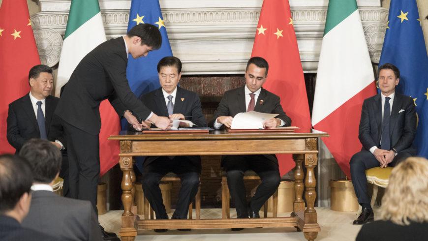 Italia-Cina: un'intesa vincente?
