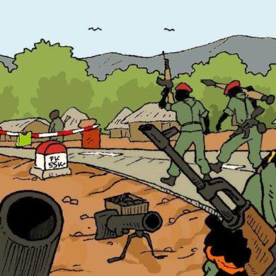 Repubblica Centrafricana: la guerra in uno Stato fantasma