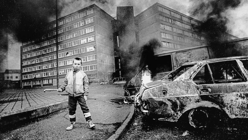 """"""" The Troubles """":  una profonda ferita nella storia del Nord Irlanda che rischia di riaprirsi."""