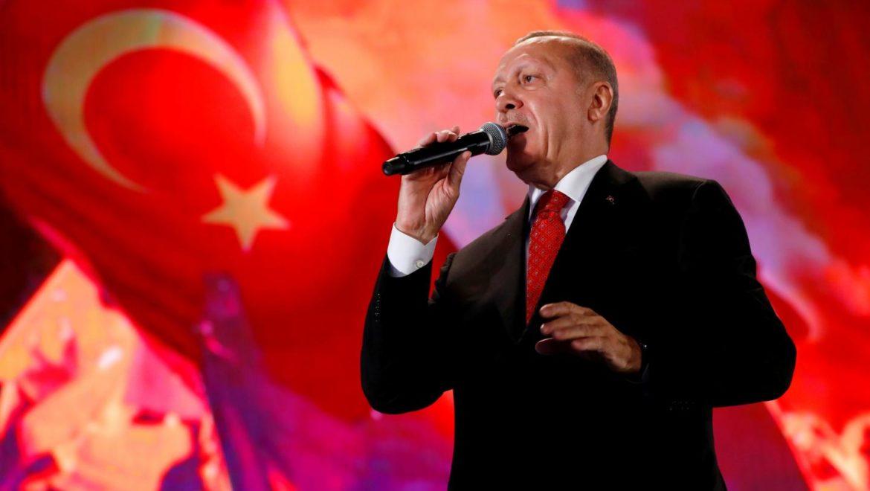 Il super-presidenzialismo di Erdoğan