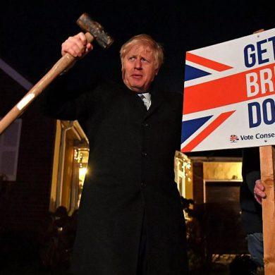 """Il Regno Unito si tinge di blu: trionfa il """"Get BREXIT Done"""" ma a quale prezzo?"""