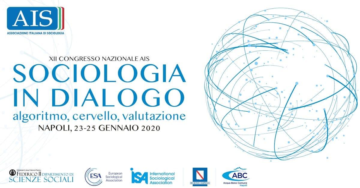 Sociologia in Dialogo: algoritmo, cervello, valutazione.