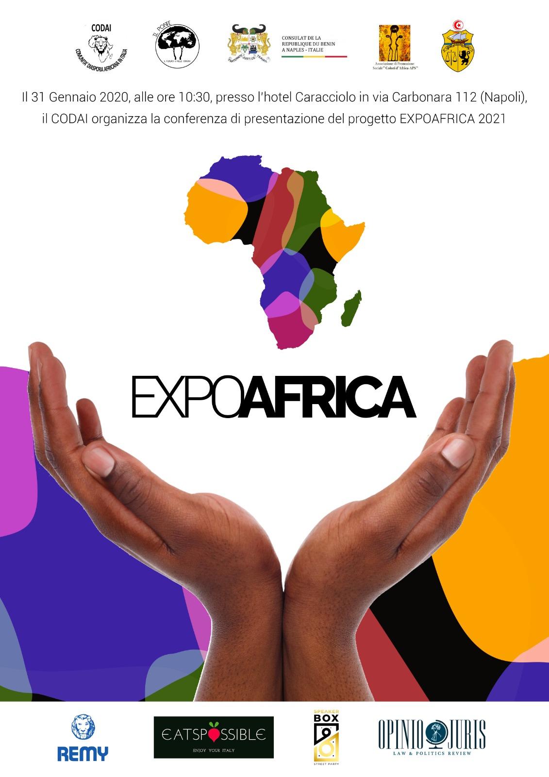 Presentazione Expo Africa 2021