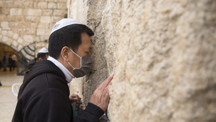 Mater artium necessitas: la pandemia e la ritrovata unità politica in Israele