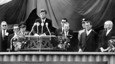 La Nuova Frontiera di John Fitzgerald Kennedy