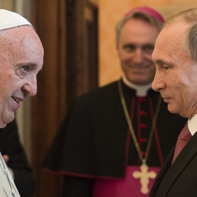 L'alleanza granitica tra la Santa Sede e il Cremlino