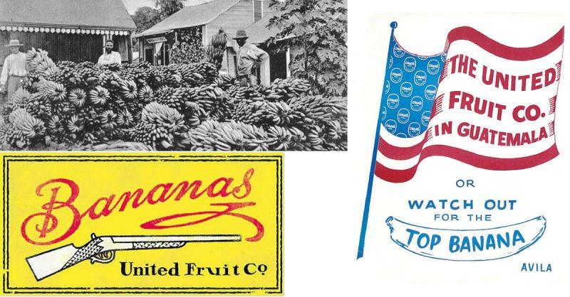 Guatemala 1954: il golpe delle banane