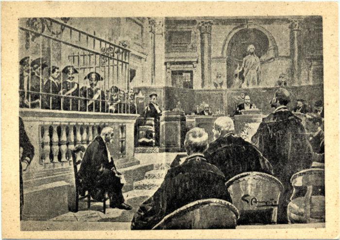 Il processo penale da remoto: cronaca di una morte annunciata.
