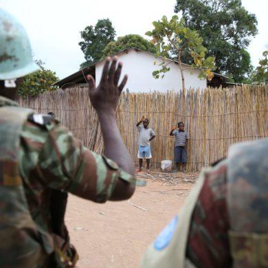 """Nella Repubblica Democratica del Congo: """"La speranza è vita"""""""